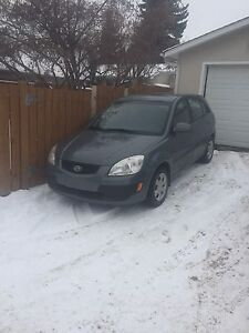 2007 Kia Rio low low kms one owner perfect conditions
