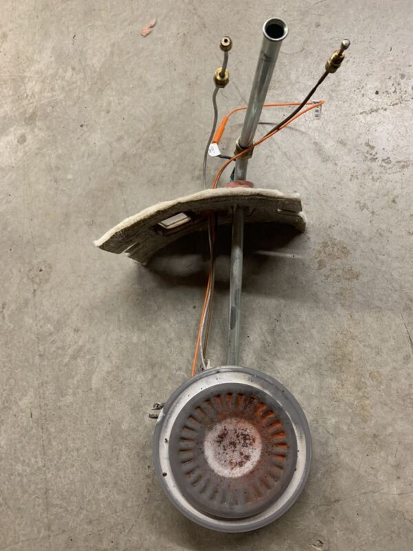 RELIANCE WATER HEATER MODEL 640Y0RS BURNER ASSEMBLY - 606 UNIT, NATURAL GAS