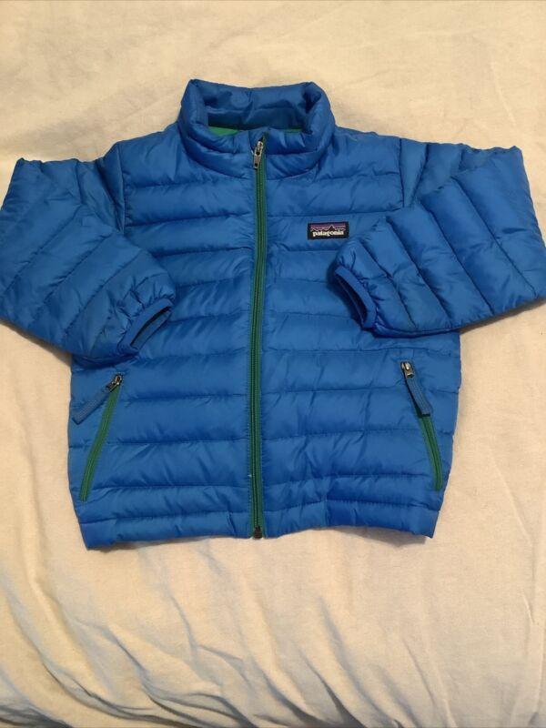 Patagonia Kids Toddler Puffer Jacket Sz 3T