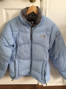 northface light blue colour jacket small size