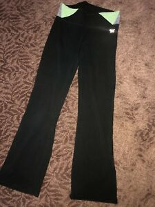 PINK women's yoga pants size small