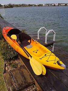 VIKING KAYAK NEMO 2 + 1  FOR SALE Twin Waters Maroochydore Area Preview