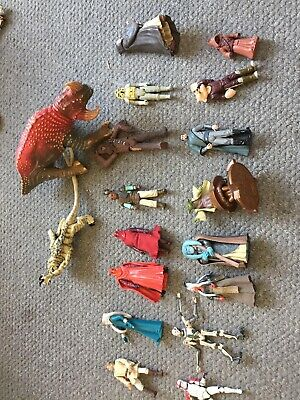 star wars figures job lot bundle