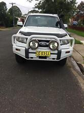 2009 Ford Ranger Ute diesel Campbelltown Campbelltown Area Preview