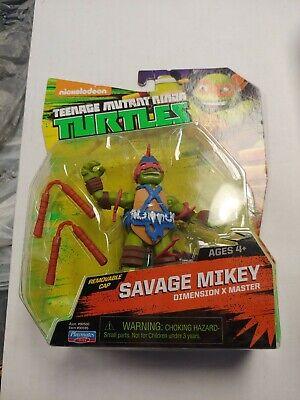 TMNT Savage Mikey -Action Figure 2015