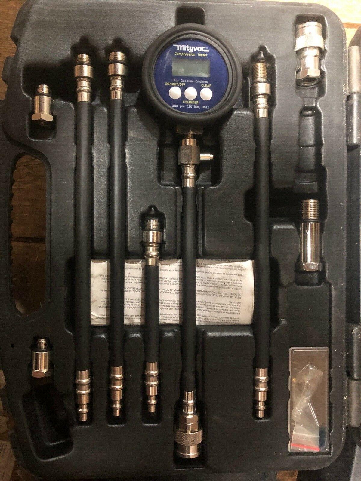 Digital Compression Test Kit Mityvac MITMV5532