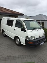 Mitsubishi Express Van low kms Ashby Wanneroo Area Preview
