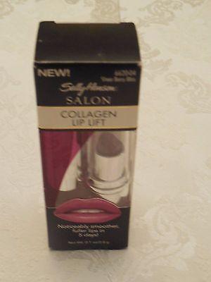Sally Hansen Salon Collagen Lip Lift Sheer Berry Bliss 6620-04