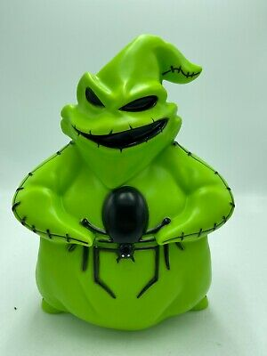 Oogie Boogie Nightmare Before Christmas Blow Mold Lighted Halloween Decoration