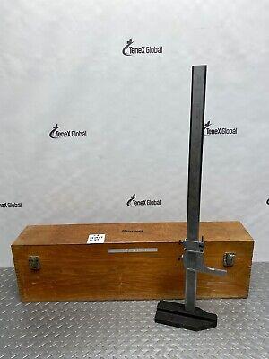 Starrett C454 24 Vernier Tabletop Height Inspection Gauge Machinist Tool Q-27
