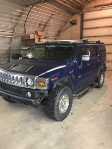 2007 hummer H2 great shape own the winter!