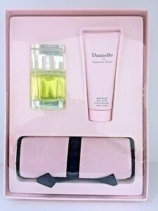 Danielle Perfume by Danielle Steel, 3 Piece Gift Set for Women NEW 1.7oz
