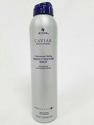 Alterna CAVIAR Perfect Texture Spray Anti-Aging Pro Styling  6.5 oz Hold Level -