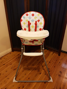 Baby High Chair Tamworth Tamworth City Preview