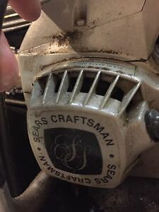 Craftsmen Chain Saw