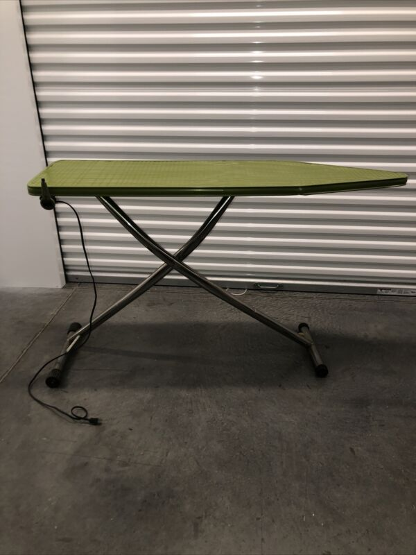 Vintage Metal Proctor Silex Ironing Board Full Size Made in USA