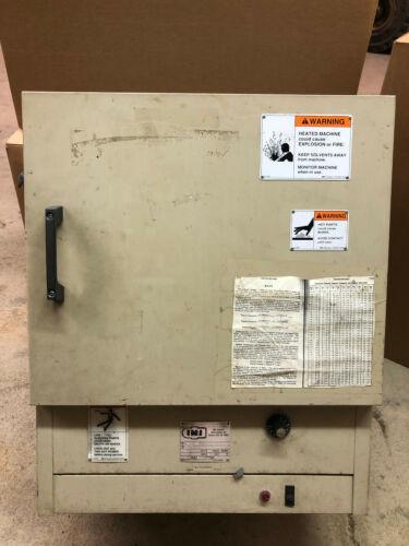 IMS DG-0209-240 lab furnace/drying oven w/trays 120V 250 degrees  Optional 240V?