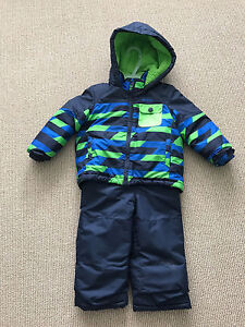 Toddler snow suit
