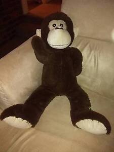 Large Plush Monkey Bethania Logan Area Preview
