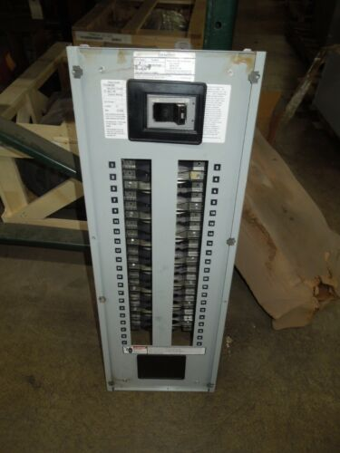 Siemens P1 200A 3ph 208Y/120V Main Breaker Panel Guts (No Distribution Breakers)