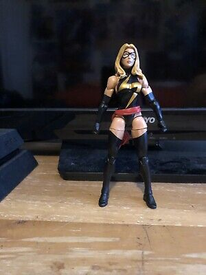 Marvel Legends infinite Ms Marvel Target exclusive from 3 pack loose warbird