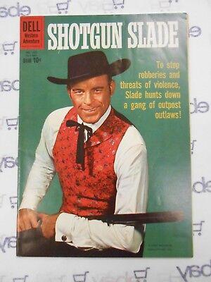 Four Color Comics #1111 (1960 Dell) FN/VF 7.0 Rare Silver Age Shotgun Slade