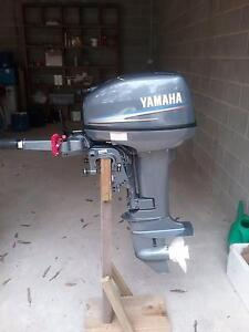 Yamaha 15hp short shaft outboard Eaglehawk Neck Tasman Area Preview