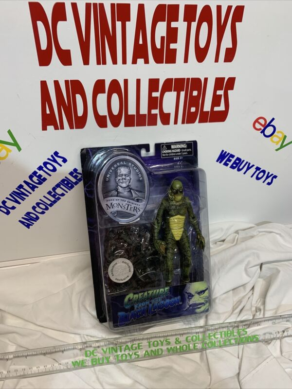 UNIVERSAL STUDIOS SELECT  CREATURE FROM THE BLACK LAGOON  Diamond Select NEW!