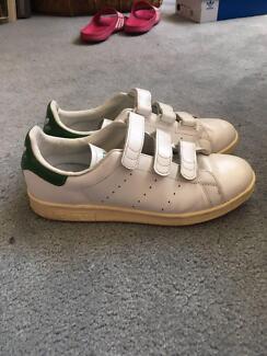 adidas Originals Velcro Stan Smith Sneakers Mens US 9 Northcote Darebin Area Preview