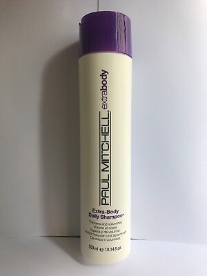 Paul Mitchell EXTRA-BODY DAILY SHAMPOO (THICKENS AND VOLUMIZES) 300ml (one