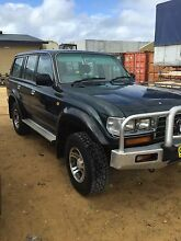Landcruiser 1996 80 series REDUCED TO SELL Yanchep Wanneroo Area Preview
