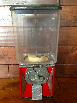 Aa Northwestern Folz Style Super 60 Gumball Candy Bulk Vending Machine