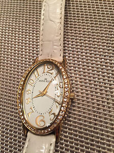 Authentic Anne Klein watch- runs perfectly