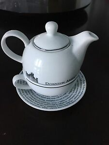 Downton Abbey Tea set