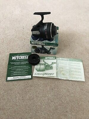 vintage mitchell fishing reels