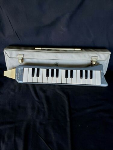 Vintage Hohner Melodica Piano 26  W/Case  Made in Germany