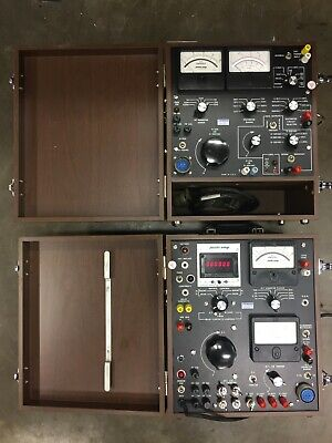 Multi-amp Sr-76a Universal Protective Relay Test Set Unit 1 2 120v