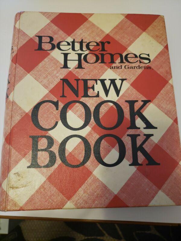 1976 Better Homes & Gardens New Cook Book