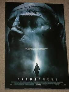 Prometheus 13.5x20 Promo Movie POSTER