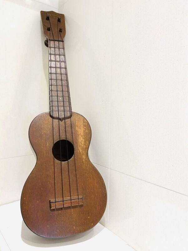 Vintage C.F. Martin Soprano Ukulele....Rare
