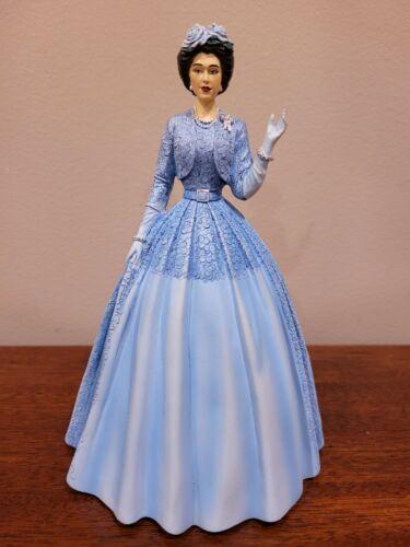 Queen Elizabeth Figurine Princess Margaret Hamilton Collection Royal Style 2014