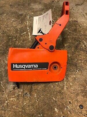 Oem Nice Used Husqvarna 50 Chain Brake Cover 501 82 83