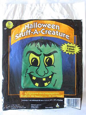Halloween Decoration Stuff-A-Frankenstein Creature NIP
