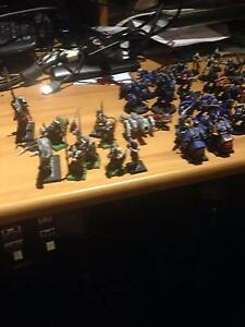 Assortment of Warhammer will swap for 125cc pitbike. Mount Coot-tha Brisbane North West Preview