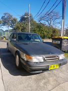 Saab 900 turbo 1992 and lots of spares Narraweena Manly Area Preview