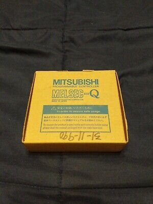 Mitsubishi Melsec-q Qy40p Output Module 16 Pt. New Surplus Free Shipping