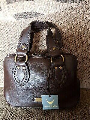 Hidesign by Radley Brown Grab Bag new with tags RRP £75.00