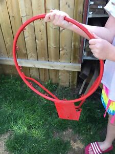 NEVER USED Basketball hoop