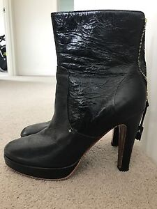 Rag and Bone Leather boots Size 41 Narrabeen Manly Area Preview