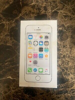 Apple iPhone 5s - 16GB - Silver (Unlocked) A1453 (CDMA + GSM)